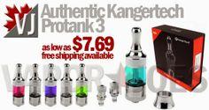 Authentic KangerTech Protank 3 Boxed Set