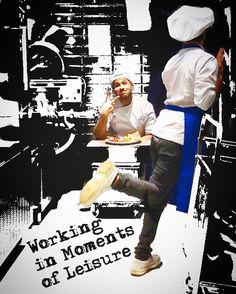 Working in Moments of Leisure 📱🐟🍴 #TheEnd #working_in_moments_of_leisure #day #afternoon #finish #beautiful #photo #mywork #EatalySmeraldo #gastronomy #colleagues @pako_90 #foodaddict #eat #city #milan #socialnetwork #pinterest #instagram #tumblr #twitter #facebook #followers #followme #like4like #like #good #lifeisgood