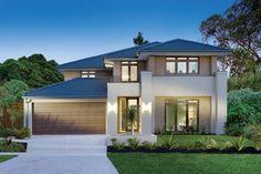 Contemporary Façade Design Ideas and Inspiration | Porter Davis - Porter Davis Homes