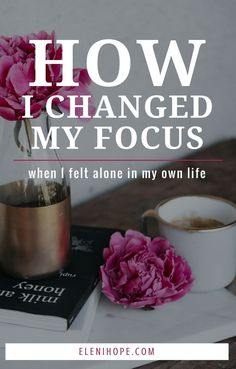 5 quick and impactful ways I was able to change my focus and find the positivity when I felt very alone. Self Development, Personal Development, Life Coaching Tools, Design Your Life, Life Challenges, Life Goals, Feeling Stuck, Self Improvement Tips, Self Discovery