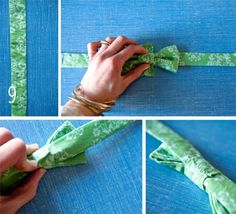 New DIY Craft Project: How to Make the Cutest Boy's Bowtie (in time for Easter)