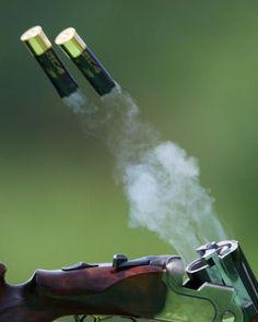 gentlemansessentials:  Clay Pigeon Shooter  Gentleman's Essentials