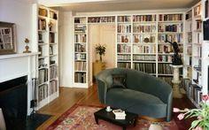salon pequeño sala lecturas libros
