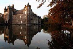 Chateau de Técesson -Brocéliande