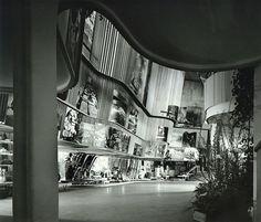 Chapter 27:Finnish Pavilion at the World's Fair Exhibition in New York City in 1939. Architect, Alvar Alto. Scandinavian Modern
