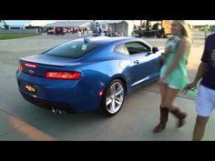 Camaro 2016, Camaro Rs, Car Videos, Street Rods, Le Mans, Muscle Cars, Cannabis, Cool Cars, Devil