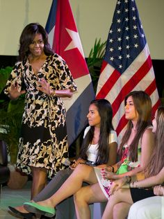 The 10 Best Style Moments From the First Family's Trip to Cuba