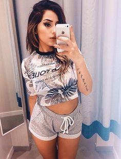 I need sweat shorts like these
