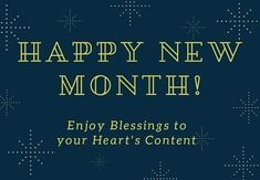 Refreshing mornings, fruitful afternoons, relaxed evenings, all wrapped in totally beautiful days; Happy new month. Happy New Month Messages, Happy New Month Quotes, New Quotes, Motivational Quotes, Life Quotes, Inspirational Quotes, New Month Greetings, New Month Wishes, Happy New Month December