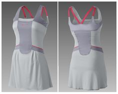 Sharapova´s 2011 US Open dress