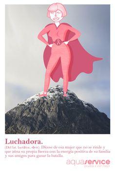 ¡Va por vosotras! ¡Por vuestra valentía ante la lucha! Repinea y difunde tu solidaridad con el Día Mundial de la Lucha contra el Cáncer de mama. #aecc #súmatealrosa