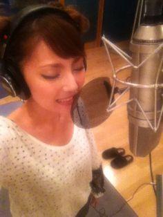 (^O^☆♪レコーディング♪ - Tsubasa Amami