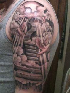 Bilderesultat for heavens gate tattoo designs