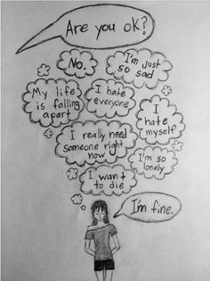 414 best sad drawings images in 2019 Depression Art, Depression Quotes, Depression Awareness, Broken Heart Drawings, Heart Broken, Sad Quotes, Life Quotes, Qoutes, Sad Drawings