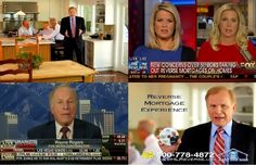 "Fox v. Fox - Fox News contributor and financial analyst Wayne Rogers is currently a ""paid TV spokesperson"" for a company pitching reverse mortgages to senior citizens. Fox has previously reported that ""there's a lot of evidence"" that reverse mortgages are ""predatory loans."" Media Matters noted that Fox News contributor Keith Ablow is also serving as a ""spokesperson"" and infomercial host for a diet company called GOLO."