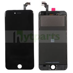 No need to buy a new phone if only the lcd screen gets cracked. 100% OEM and fire new LCD Screen Digitizer Assembly for iPhone 6 Plus, solve display issues such as dead pixels or vertical lines.