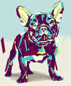 #frenchie #2014 for #pixelshow