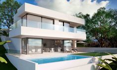 Contemporary Marbella villa for sale San Pedro beachside