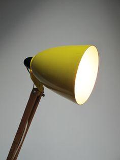 Table Lamp by Terence Conran for Conran Associates #CSM @We_are_CONRAN   @ContentbyConran