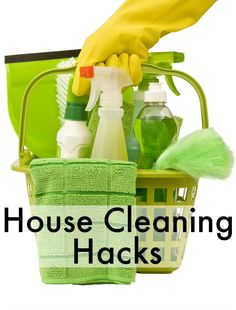 House Cleaning Hacks - Beauty Through Imperfection