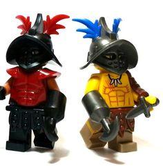 Custom LEGO Weapon of the Week - #LEGO #BrickWarriors #Minifigure #Scissor #LEGOaccessories #MinifigureAccessories