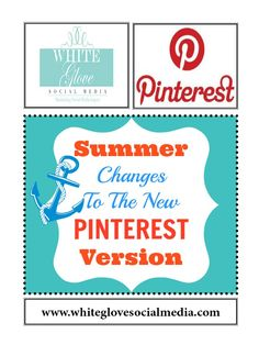 Social Media Marketing 101: How To Use Pinterest's New Look (July 10, 2013 Updated Version)