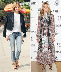 We Love! - Olivia Palermo Hits the Streets in Two Pairs of Shoes from Her Aquazzura Collaboration #InStyle