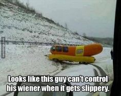 Ditches love wieners