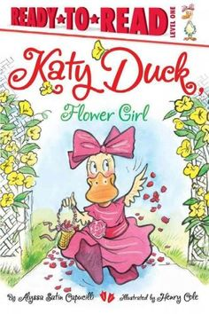 Katy Duck dances her way down the aisle at her aunts wedding in this cheerful story for beginning readers. When Katy Ducks Aunt Ella decides to get married, she asks Katy to be the flower girl! Katy c