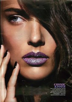 Olivia Pires' from Evolution for Cosmopolitan December 2012