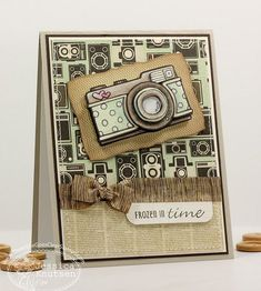 There She Goes Clear Stamps: TSG (Again!) Oh Snap!