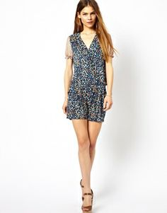 Traffic People Splendour In The Grass Playsuit