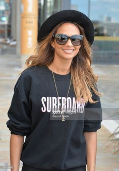 Britain's Got Talent judge Alesha Dixon out and about as she tours the North of…