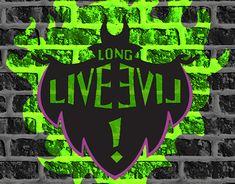 "Check out this @Behance project: ""logo - LONG LIVE EVIL - do filme descendentes"" https://www.behance.net/gallery/28845597/logo-LONG-LIVE-EVIL-do-filme-descendentes"