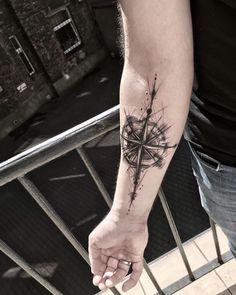 48 melhores imagens de tatuagem bussola map tattoos for Bussola tattoo significato