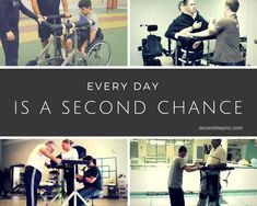 Make this YOUR day! www.secondstepinc.com #secondstepinc #gaitharnesssystem #helpingpeoplewalkagain #learntowalkagain