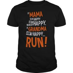 Get yours nice If Mama Ain't Happy Nobody Happy Shirts & Hoodies.  #gift, #idea, #photo, #image, #hoodie, #shirt, #christmas