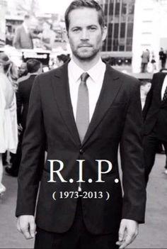 Goodbye Paul Walker