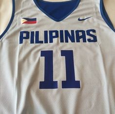 All About Sports: Andray Blatche Gilas Pilipinas Jersey # 11