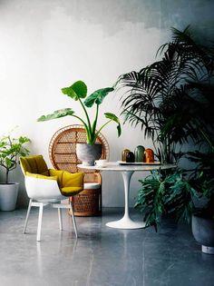 Bohemian living for Elle Decoration Photographer Siren Lauvdal