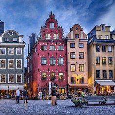 Travel + Leisure - Stockholm
