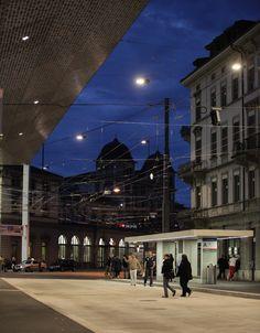 Bright Lights, Big City: urban-lighting projects that dazzle Light Project, Bright Lights, Van, Lighting, Street, City, Projects, Design, Log Projects