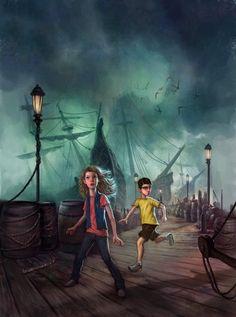 Fantasy Illustration by Scott Altmann