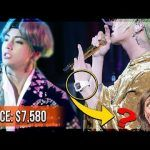 BF & GF REACT TO [TOP 25] Kpop idols with most expensive Outfits and