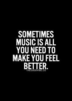 The Good Vibe - Inspirational Picture Quotes music quotes Music Quotes Life, Music Quotes Deep, Mood Quotes, True Quotes, Quotes About Music, Quotes Quotes, Inspirational Quotes Pictures, Great Quotes, Quotes To Live By