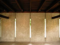 Schindler Studio House, West Hollywood, CA Mid-century Interior, Interior And Exterior, Interior Office, Interior Design, Movement Architecture, Architecture Details, Schindler House, Door Dividers, Good House