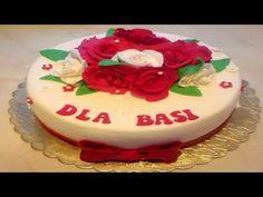 BASIEŃKOM W DNIU IMIENIN ❤️ BARBARA/ANDRZEJ KOZIŃSKI - YouTube Birthday Cake, Desserts, Youtube, Food, Tailgate Desserts, Birthday Cakes, Deserts, Eten, Postres