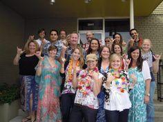 Hawaiian Shirt Day @ idGroup. Happy Friday! 08.17.12