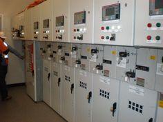 High Voltage Installations