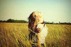 in a field of dreams